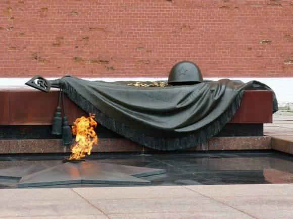 Путин на Могиле Неизвестного Солдата почтил память павших воинов (видео)