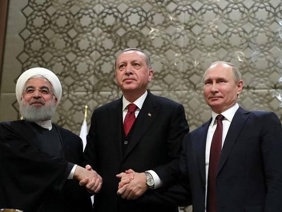 «Мало нам Турции, теперь еще и Иран!»