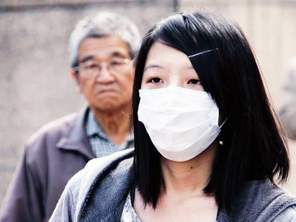 коронавирус у людей фото