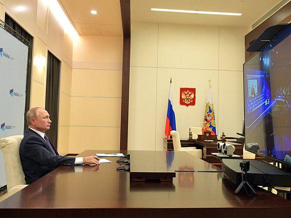 Путин рассказал, с чего начался конфликт в Нагорном Карабахе