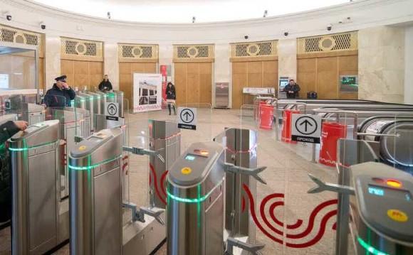 Систему оплаты «по лицу» запустят в московском метро до конца года