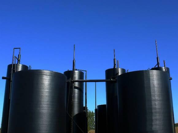 Нефть подешевела на мировых рынках