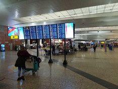 Международный терминал D аэропорта «Шереметьево» закрылся из-за падения пассажиропотока