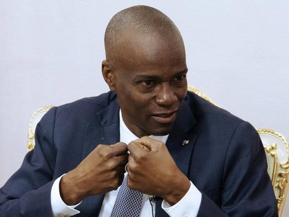 Вдова убитого президента Гаити уехала из страны