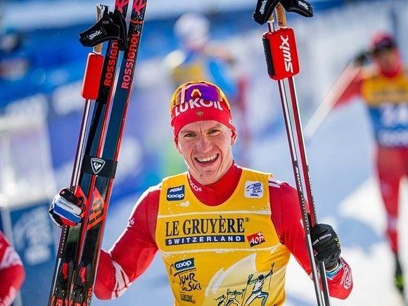 Лыжник Большунов извинился за инцидент с финном Мяки на этапе Кубка мира