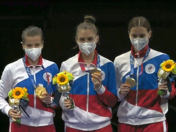 На экваторе Олимпиады Россия сохранила четвертое общекомандное место