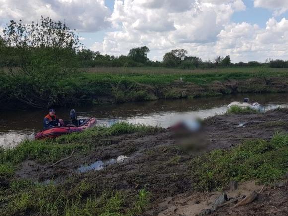 Ребенка, упавшего с железнодорожного моста под Багратионовском, нашли мертвым