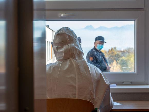 В столице зараженных коронавирусом стало на 3 тысячи больше