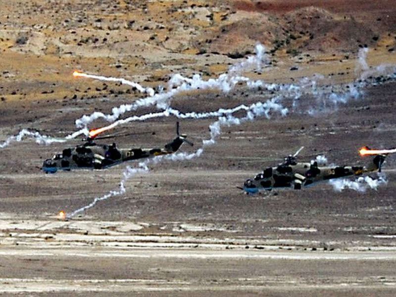 Эксперт по конфликту в Карабахе: Есть вероятность большой войны - Росбалт