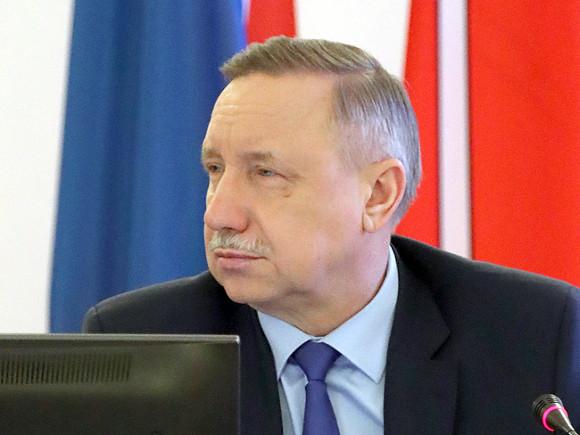 Александр Беглов отметил важность развития медицины в Петербурге