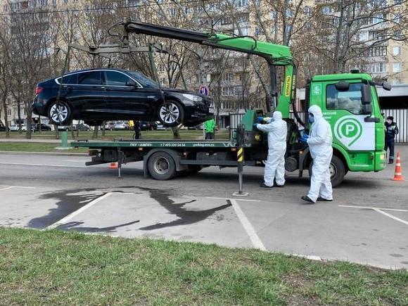 Фото пресс-службы департамента транспорта Москвы