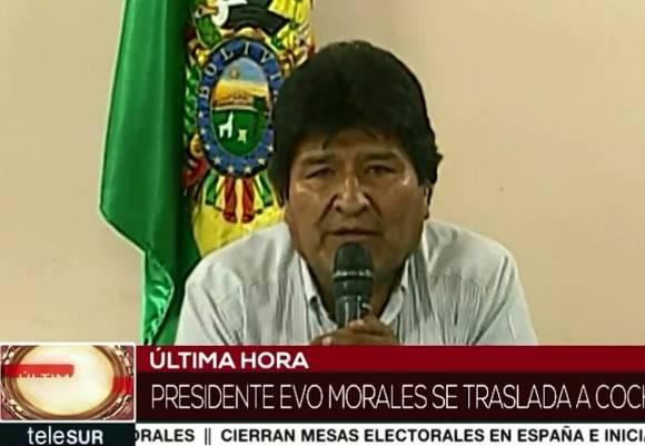 Президентские выборы в Боливии выиграл соратник Моралеса (фото)