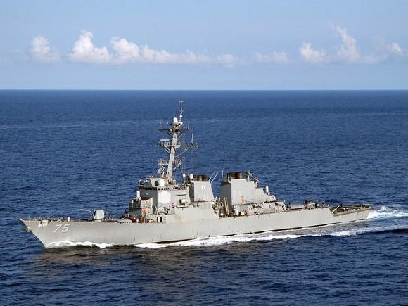 Американские эсминцы, направляющиеся в Черное море, достигли Средиземного