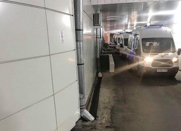 СМИ: В Москве скорая отказалась госпитализировать избитых задержанных