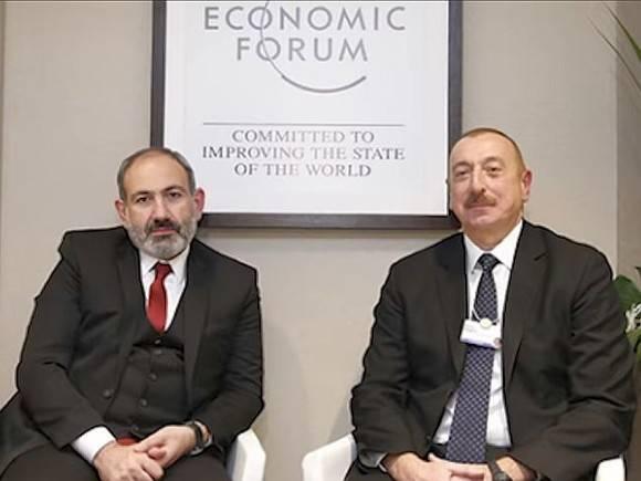Пашинян и Алиев высказались о действиях России по предотвращению бойни в Карабахе
