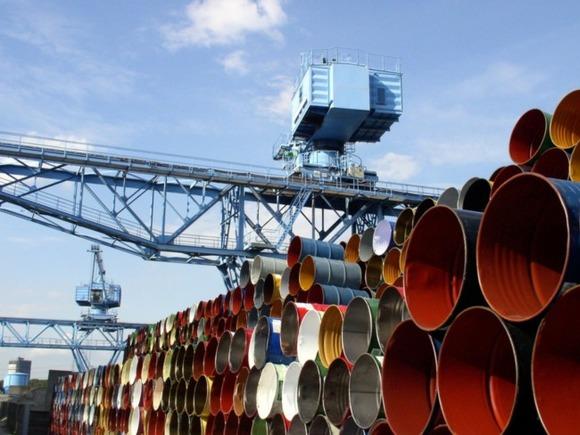 Импорт сырьевых товаров из России в США в 2021 году резко вырос