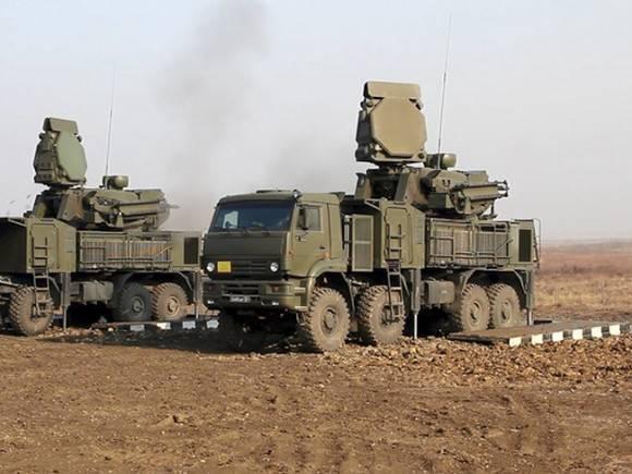 Минобороны РФ: Сирийская армия применила российские комплексы ПВО для отражения ракетных ударов Израиля