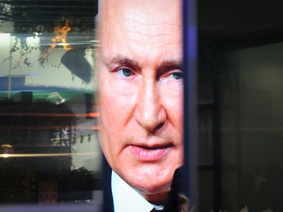 Интервью Путина американскому телеканалу покажут 14 июня