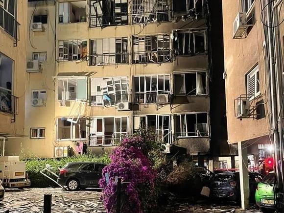 Израиль и Палестина обвинили друг друга в тяжелейших обстрелах в истории