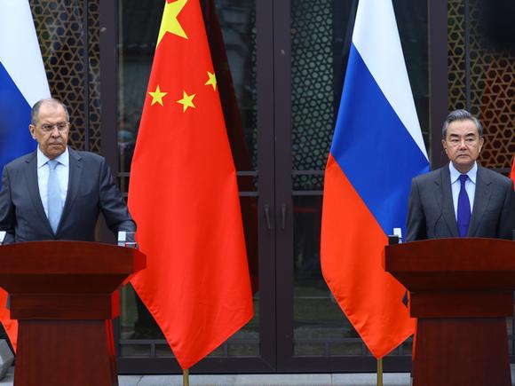 МИД КНР: Китай и Россия должны защищать свои интересы в Афганистане