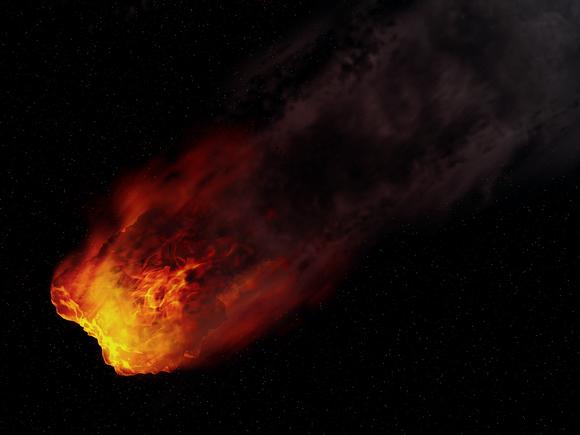 Yer asteroidlə toqquşarsa: Fəlakət qaçılmaz olacaq - NASA