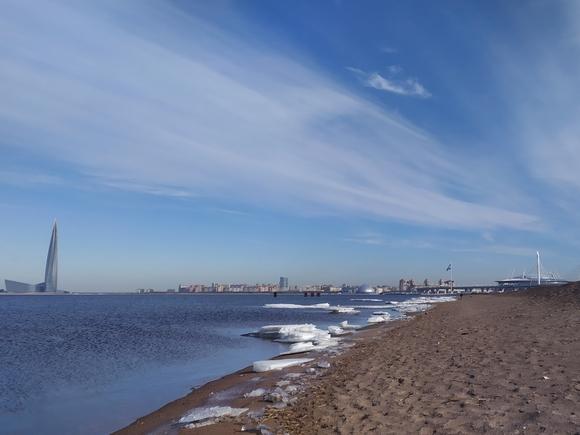 Финскому заливу намывают погибель