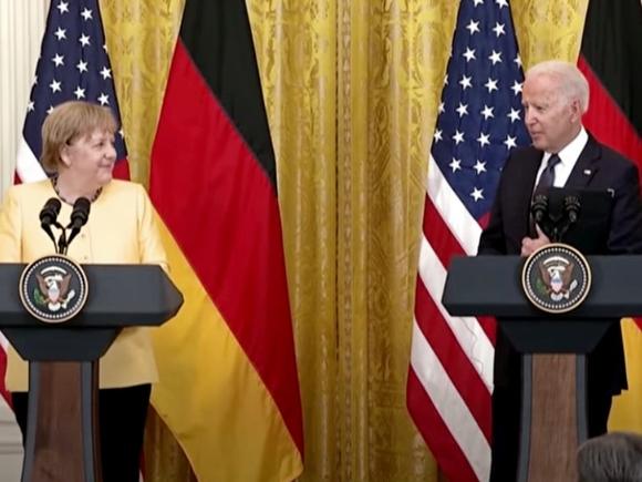 Германия и США обвели Украину вокруг пальца