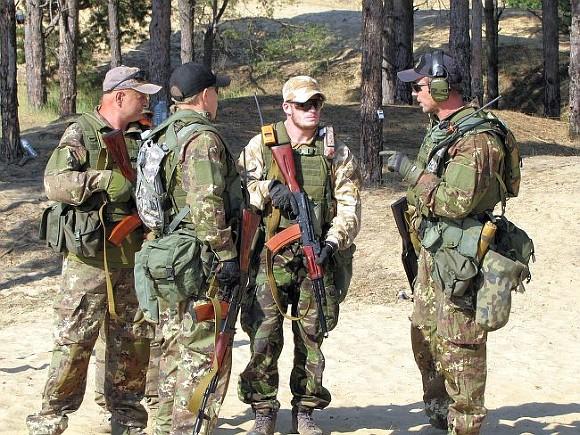 При взрыве в Донбассе погиб украинский военный и трое ранены