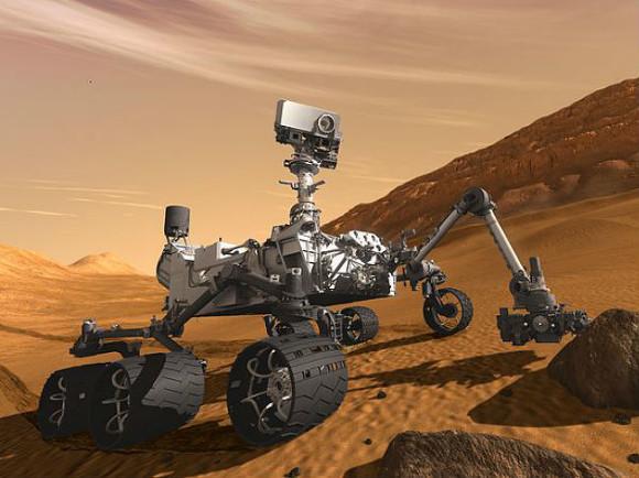 Обнаружены признаки того, что на Марсе могла существовать жизнь
