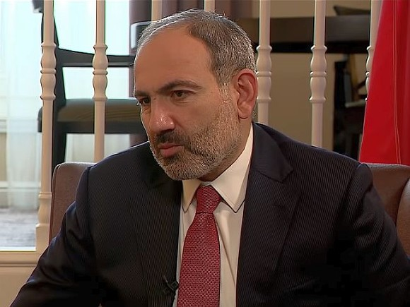 Пашинян: Турция продолжает политику геноцида против армян