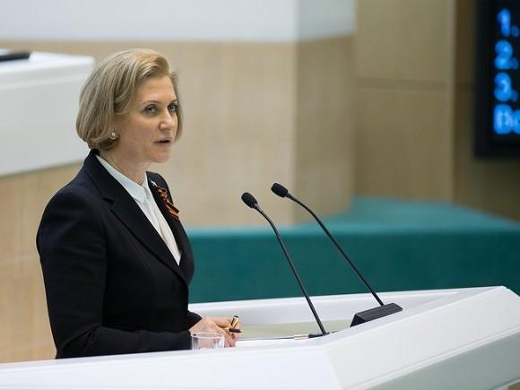 Глава Роспотребнадзора попросила Мишустина запретить массовые мероприятия на фоне роста заболеваемости ковидом