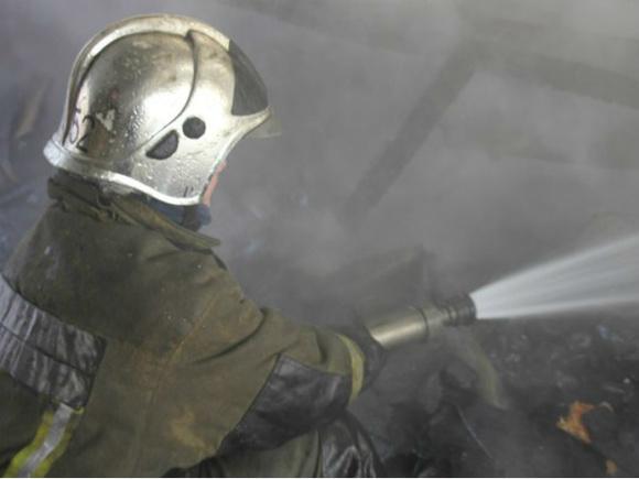 На Лиговском проспекте локализовали пожар в историческом здании