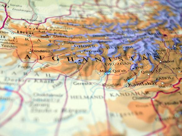 У туркменских границ активизировались талибы