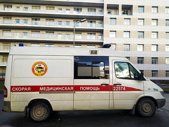 Мальчик погиб на детской площадке в Подмосковье из-за шарфика