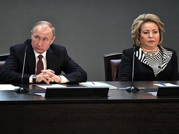 Матвиенко анонсировала внедрение электронного голосования на всех выборах, включая президентские
