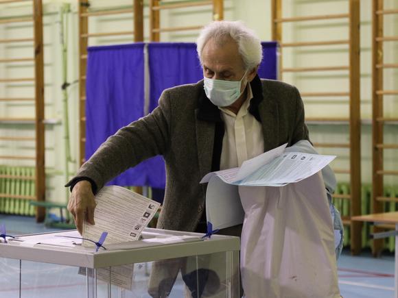 ЦИК подсчитал 100% протоколов на выборах в Госдуму