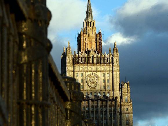 МИД РФ: Мы оставляем за собой право на ответные меры после высылки Киевом российского дипломата