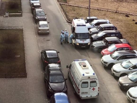 Фото предоставлены ИА «Росбалт» очевидцами