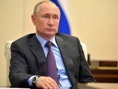 Кремль анонсировал большое выступление Путина