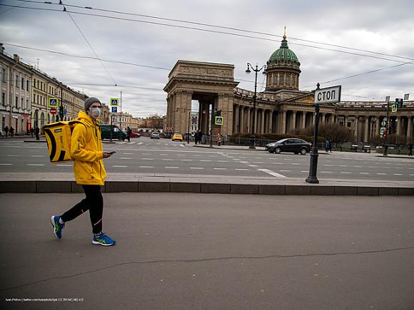 В Петербурге похолодает до +7 градусов