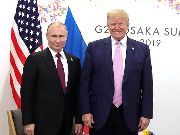Трамп в 2019 году предупреждал Путина перед тем, как жестко высказываться о России