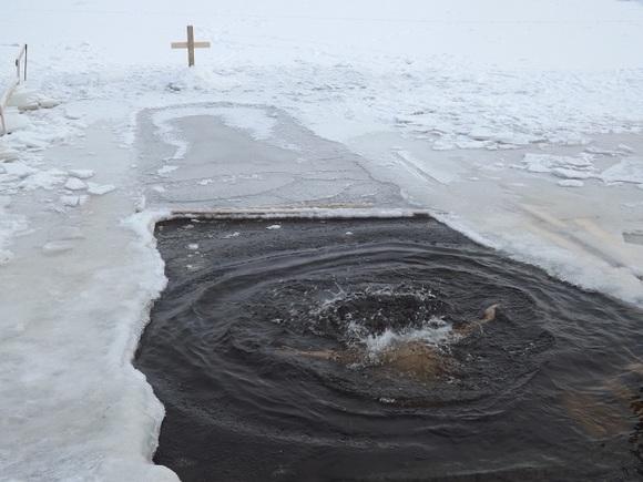 В Петербурге определены адреса крещенских купелей