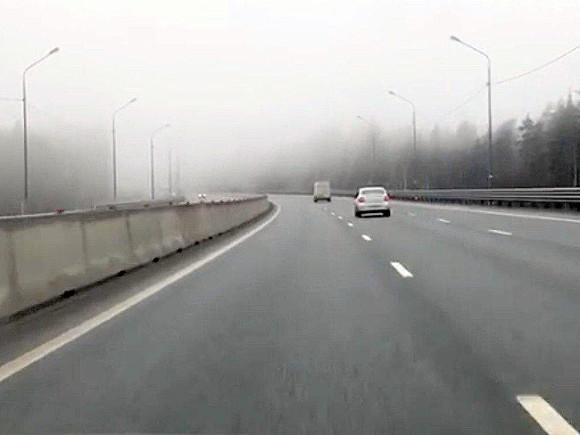 ТАСС: В Татарстане федеральный судья переехал переползавшего дорогу мужчину