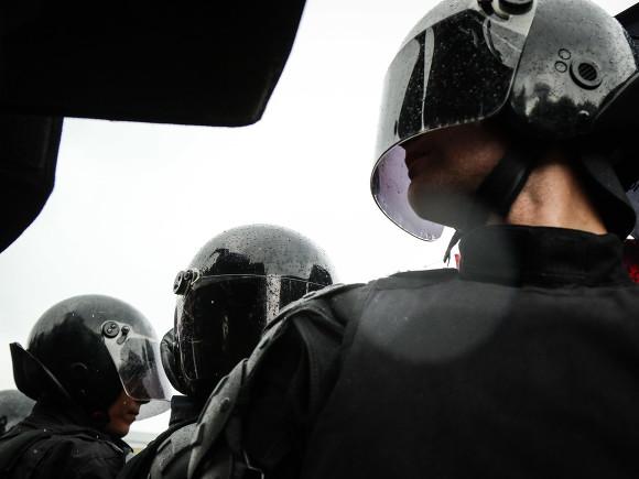 В Саратовскую область из-за массовой драки стянули ОМОН
