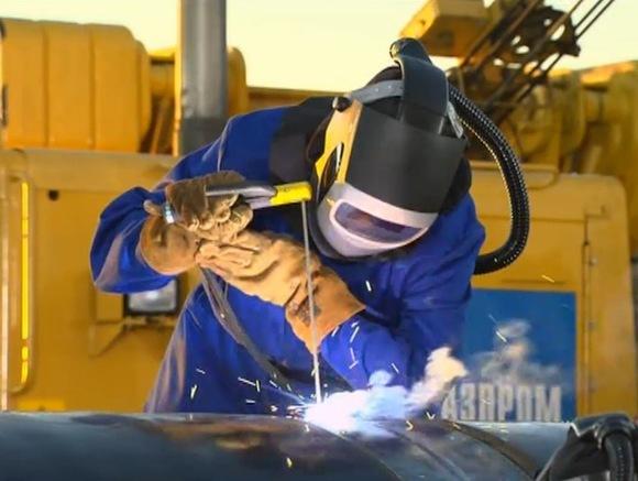 У Газпрома заметно сократились продажи газа в дальнее зарубежье