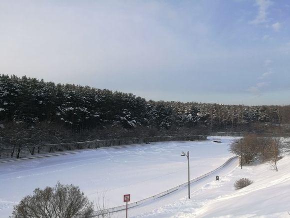В Москве потеплеет до минус двенадцати