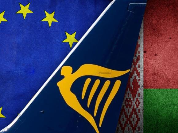 Европарламент призвал отрезать Белоруссию от SWIFT за акт гостерроризма в отношении Ryanair