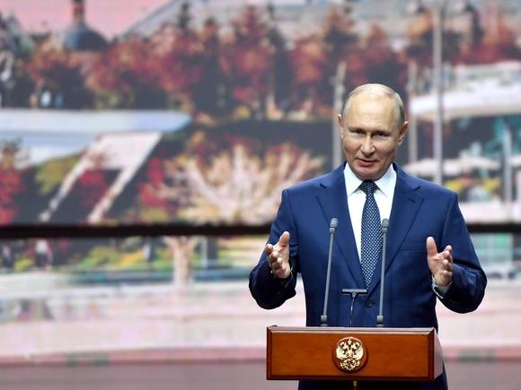 Путин пообещал, что размытые критерии в законе об иноагентах будут анализироваться