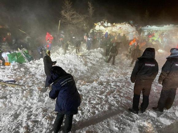 Еще один сотрудник мэрии Норильска задержан по делу о гибели людей при сходе лавины