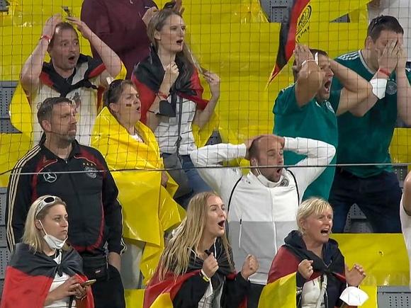 Венгры едва не отправили домой немцев, но Германия вышла в плей-офф Евро-2020, как Франция и Португалия